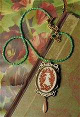 Whippoorwill's Lullaby Necklace