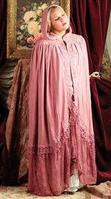 Wuthering Heights Cloak (Pink)