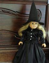 Wicked Witch Of The West Doll Costume