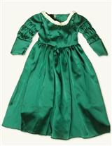 Young Victoria's Emerald Day Dress