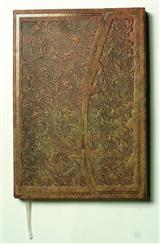 Tooled Roses Elizabethan Journal
