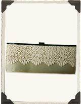 Gold Brussels Clutch