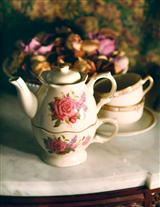 Roses Tea For One
