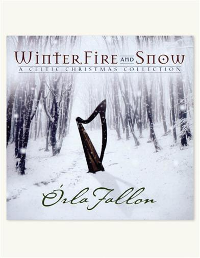 Winter Fire And Snow Celtic Christmas Cd