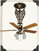 19Th Century Ceiling Fan