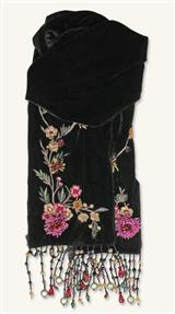 Mary Frances Rose To The Occasion Scarf