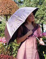 Lovely Lavender Umbrella