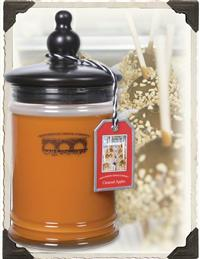 Caramel Apple Bridgewater Candle (Large Jar)