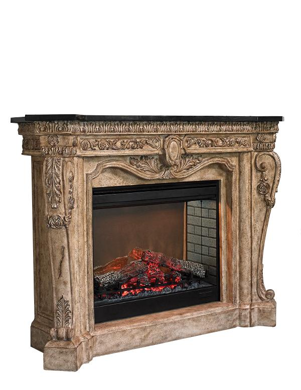 Versailles Electric Fireplace
