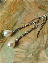 Myriad Moondrops Pearl Earrings