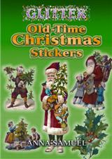 Old Time Christmas Stickers - 4 Booklets