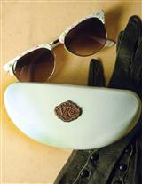 Signature Sunglass Case