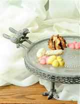 Happy Birds Dessert Pedestal
