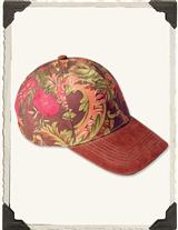 Autumn Chintz Cap