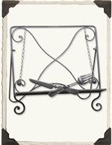 Bon Appetit Cookbook Stand