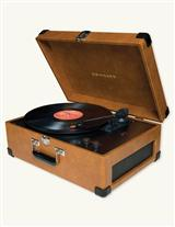 Golden Oldies Turntable Suitcase