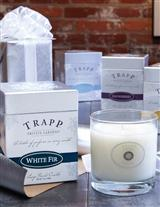 Trapp Holiday Candle (White Fir)
