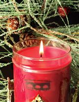 Christmas Bliss Bridgewater Candle (Large Jar)