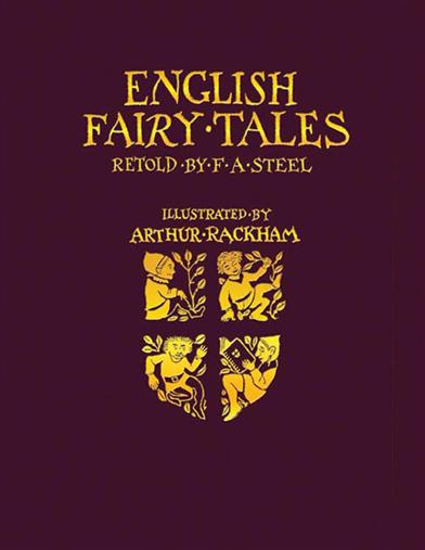 English Fairy Tales Book