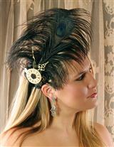 New Years Eve Fascinator