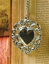 Keepsake Heart Bookmark