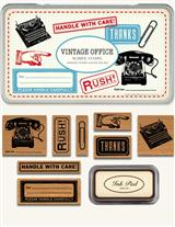 Vintage Office Stamps