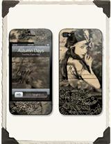 Autumn Days Iphone Skin