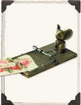 A Better Mousetrap Card Holder
