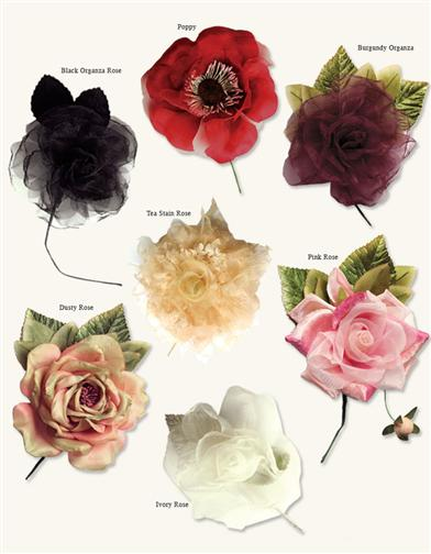 Milliner's Blooms - Save On Set!