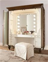 JESSICA McCLINTOCK SECRET DRESSING ROOM ARMOIRE