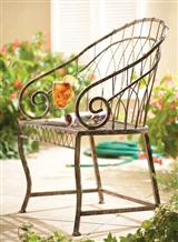 Rose Garden Chair
