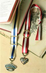 Ribbons Of Honor Bookmarks
