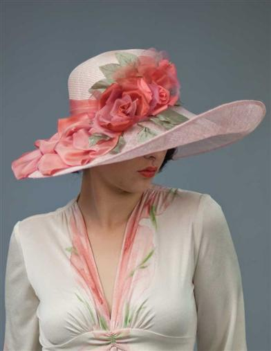 Louise Green Caldecott Hat
