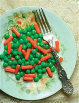 Candy Peas & Carrots