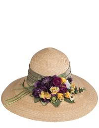 Eleanor's Bouquet Hat