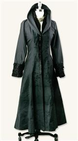 Anna Karenina Persian Lamb Coat