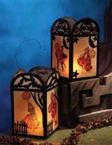 Trick Or Treat Lanterns (Pair)