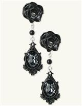 Dark Desires Gothic Earrings
