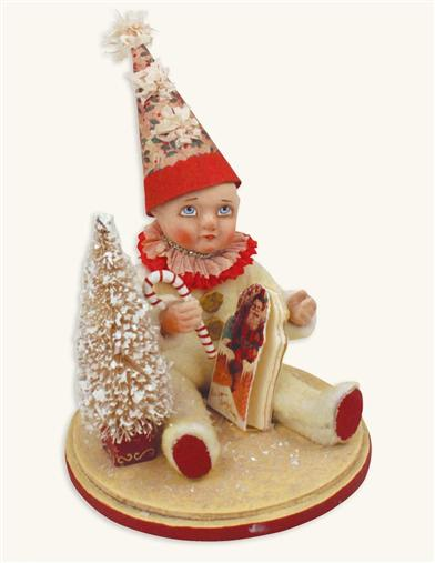 Baby's First Christmas Figurine