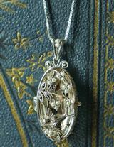 Sparrow Locket