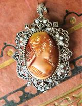 Limited Quantities Authentic Antique Cameo