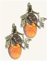 Autumn Findings Acorn Earrings