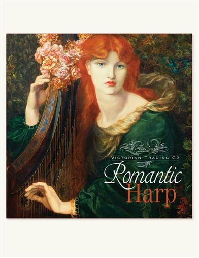Romantic Harp Cd