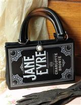 Jane Eyre Book Purse