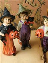 Wee Witches (Set Of 4)