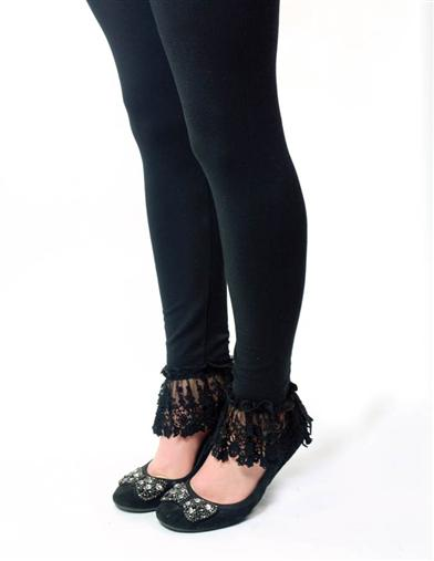 Softskins Lavish Lace Leggings