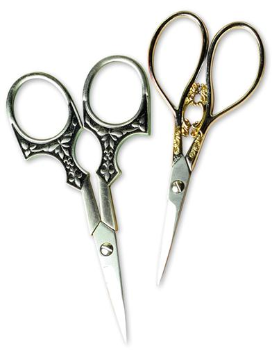 Replica Embroidery Scissors (Pair)
