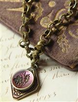 Ultimately Romantic Perfume Button Bracelet