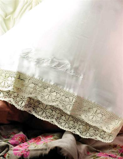 Beautiful Dreamer Silk Pillowcase