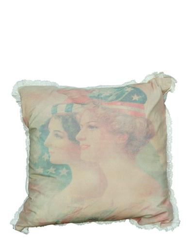 Liberty & Justice Pillow